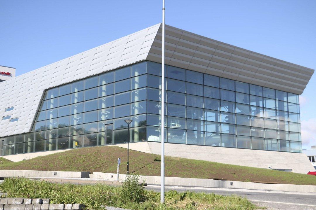 kulturhus og badeland sandnessjøen